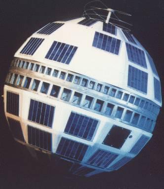 Image of Telstar 1
