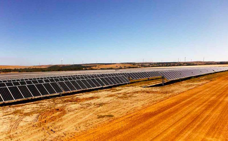 Badgingarra Solar Farm