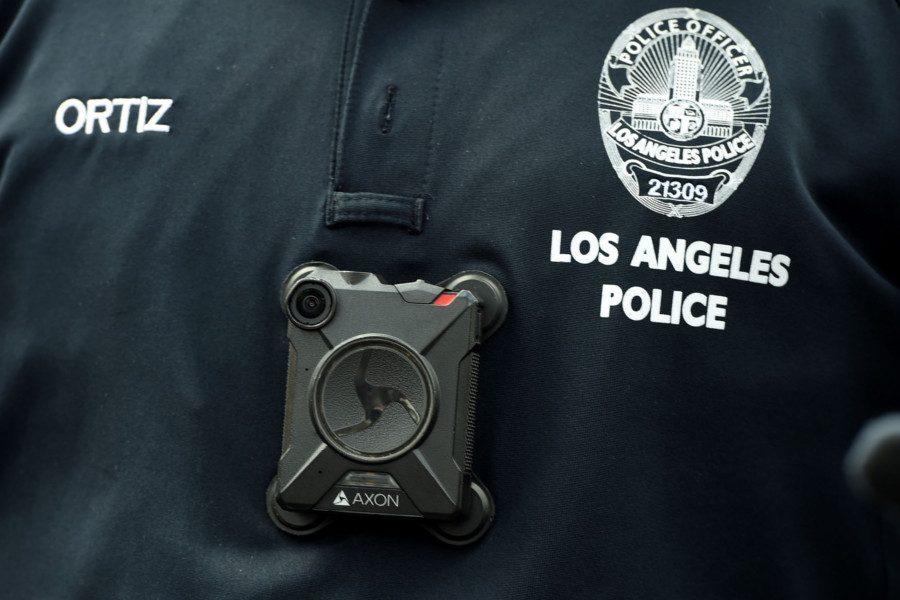 10/29/19 – Justice Department Launches Body Camera Pilot Program
