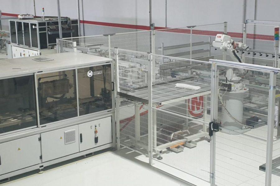Another solar module factory in Algeria