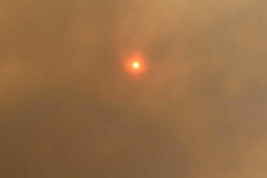 Bushfire Smoke Impact On Rooftop Solar Energy Output