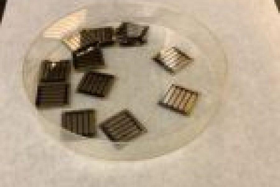 Caffeine Boosts Perovskite Solar Cells' Efficiency