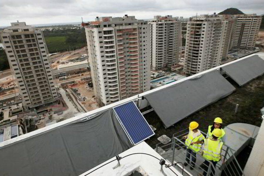 Canadians seek partners for Brazilian solar power play