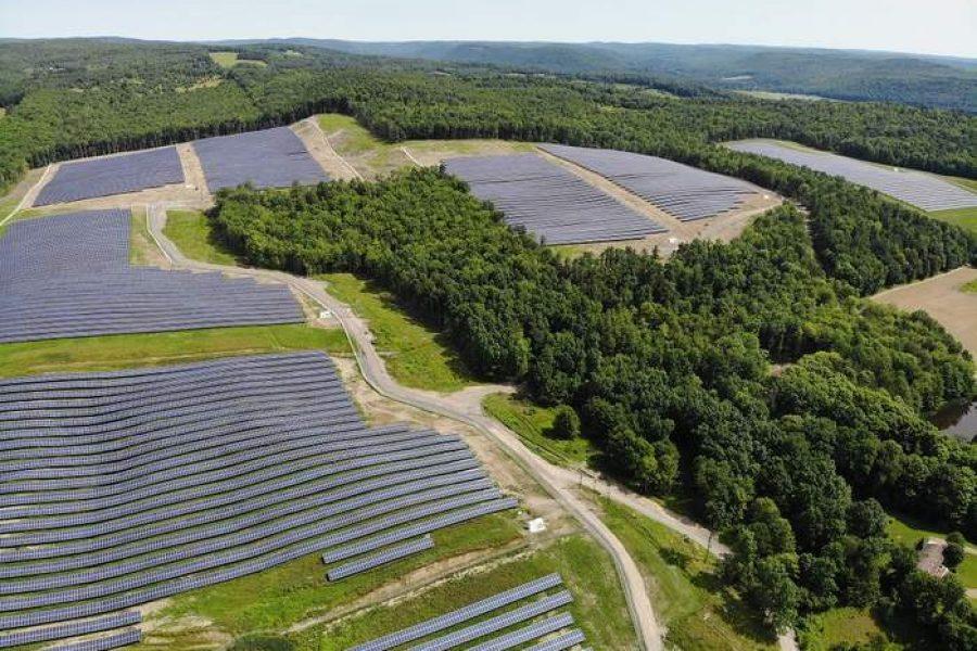 CIT Group leads on financing this New York community solar portfolio