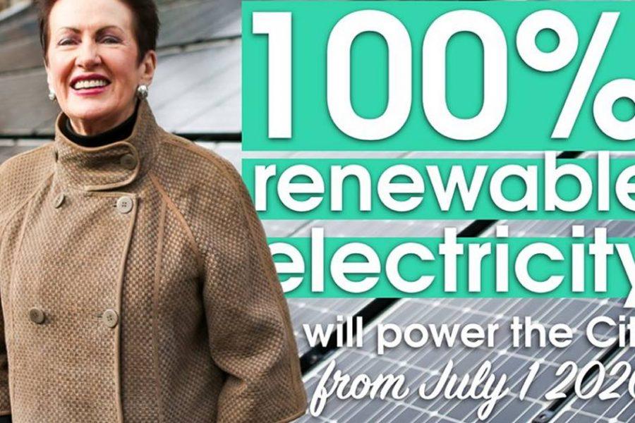 City Of Sydney Council Signs Major Renewable Electricity Deal