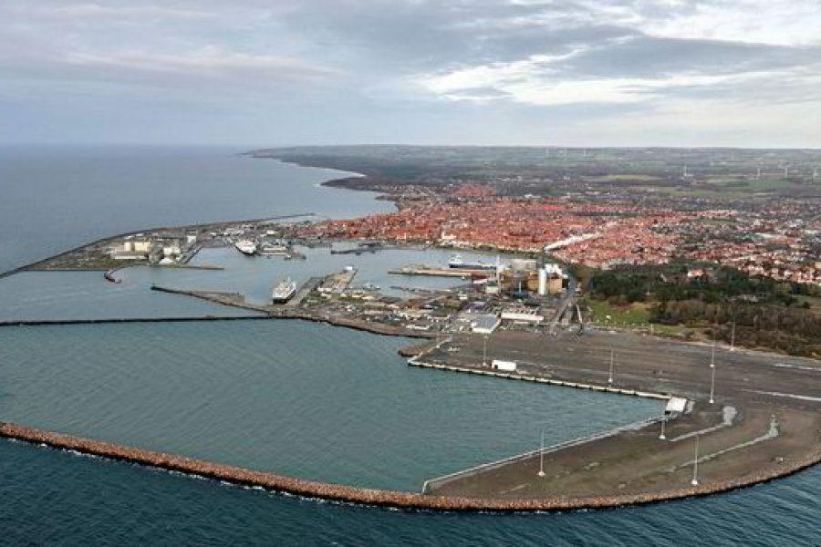 Danish island port of Rønne chosen for Arcadis Ost 1 turbine assembly
