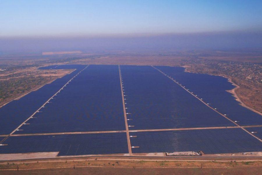 DTEK inaugurates 240 MW solar plant in Ukraine