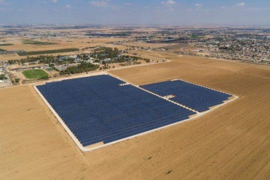 EDF Renewables Commissions 110 Megawatts Of Solar In Israel