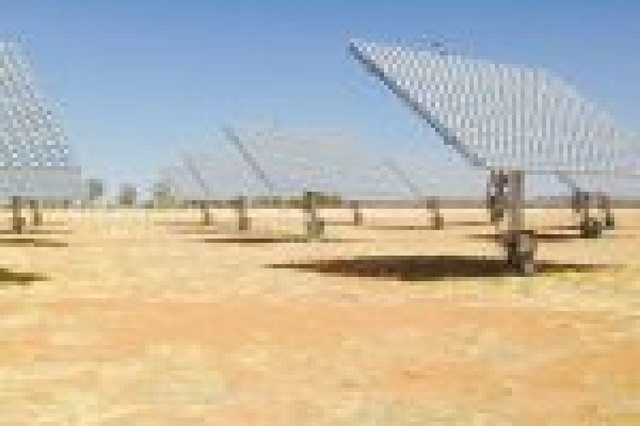 Egypt's Renewable Power Gets Push With Giant Solar Park