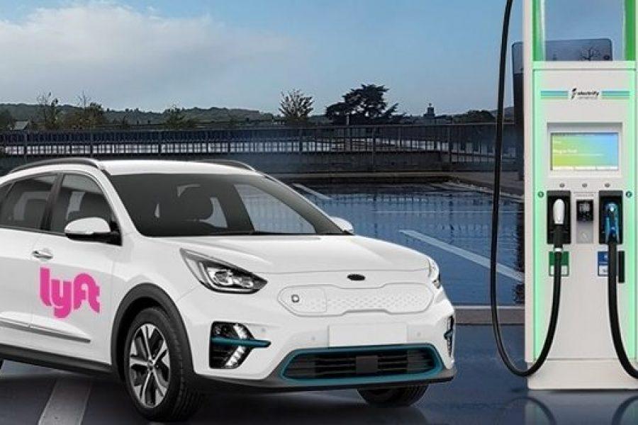 Electrify America & Lyft Partner On EV Charging For Rental Drivers