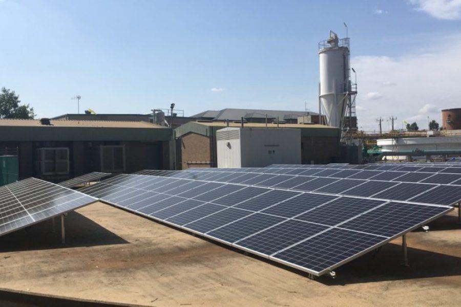 Goulburn Valley Water Solar Power Rollout Progress