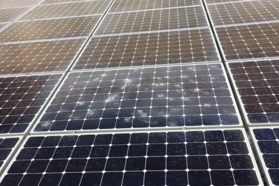 Hail No! National Lab's Solar Panels Survive Severe Storm