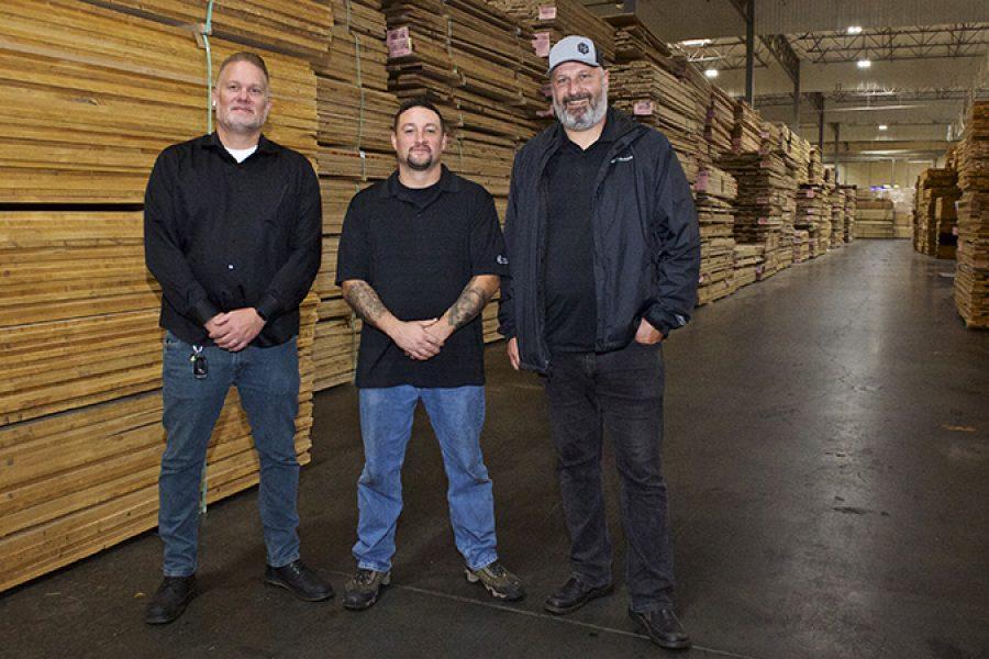 Hardwood Industries is on board for savings