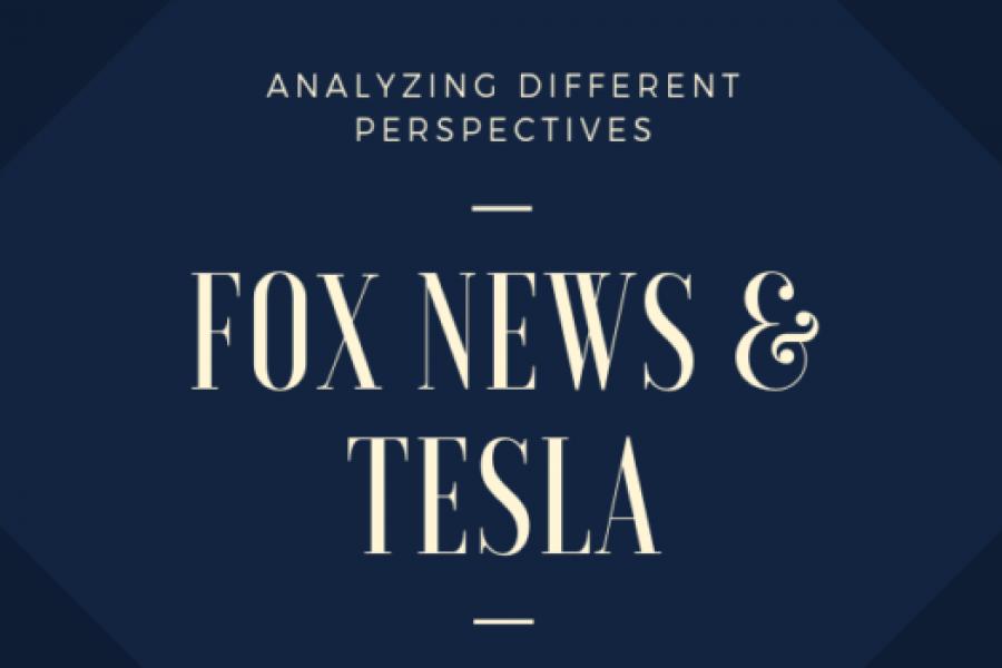 How Fox News Talks About Tesla