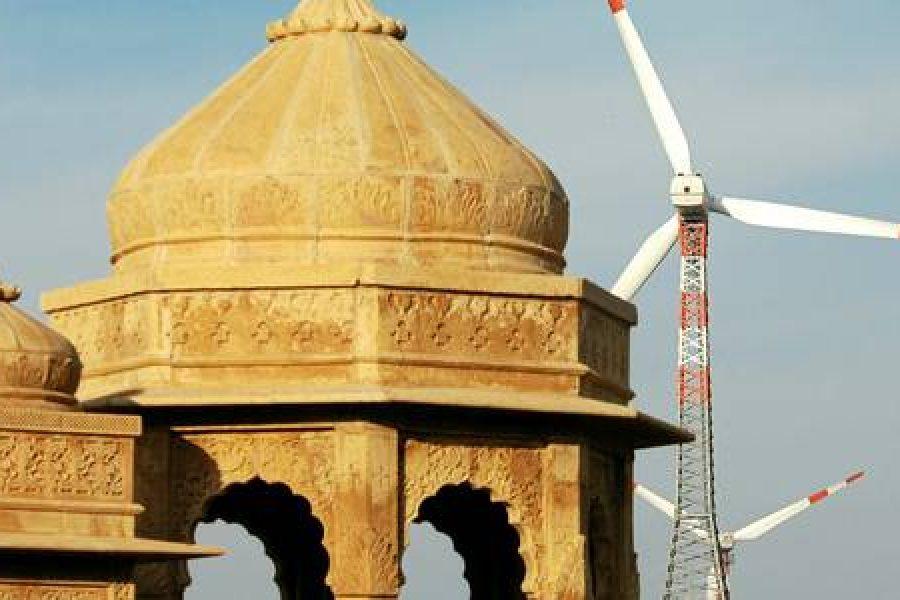 Inox plans 'India's largest wind turbine' amid 'supply shortage'