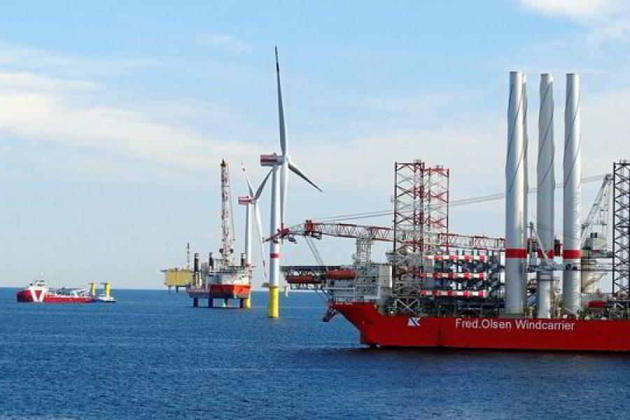 Ireland's ESB joins EDF in Neart Na Gaoithe offshore wind