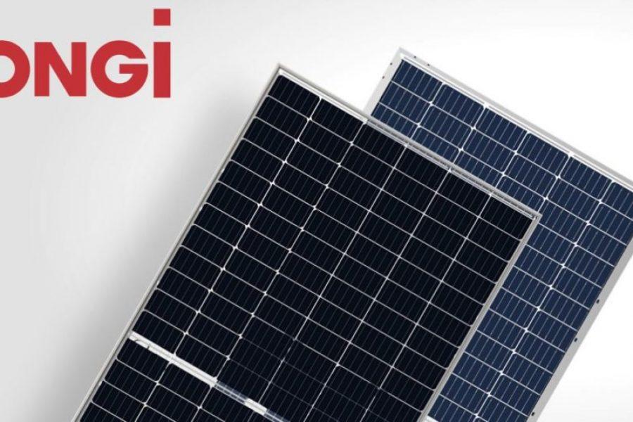Longi Commits To 100% Renewable Electricity
