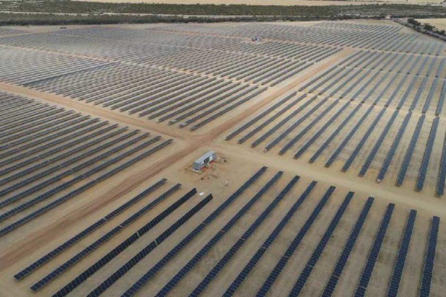 Merredin Solar Farm Nears Completion