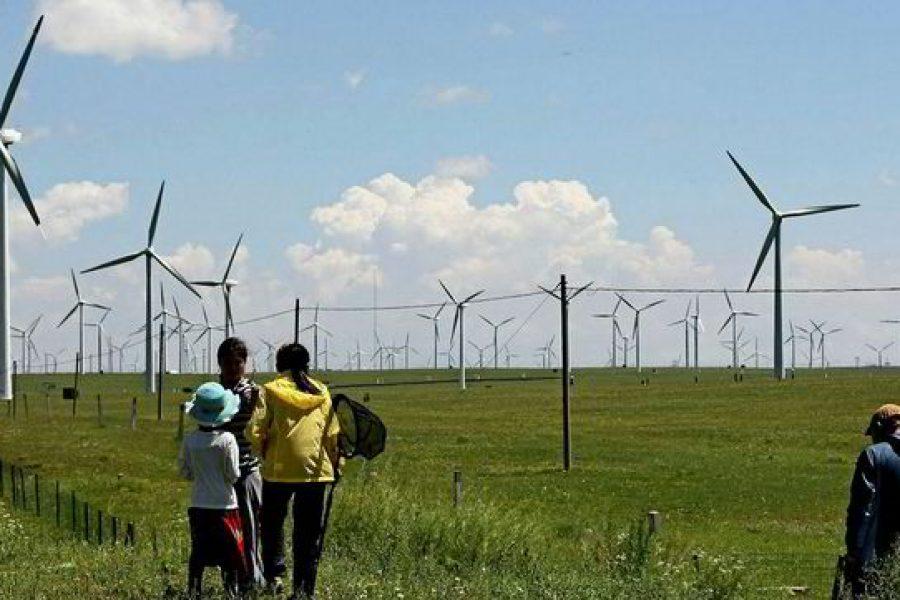 Ming Yang unveils 1.3GW wind-solar-battery hybrid plan