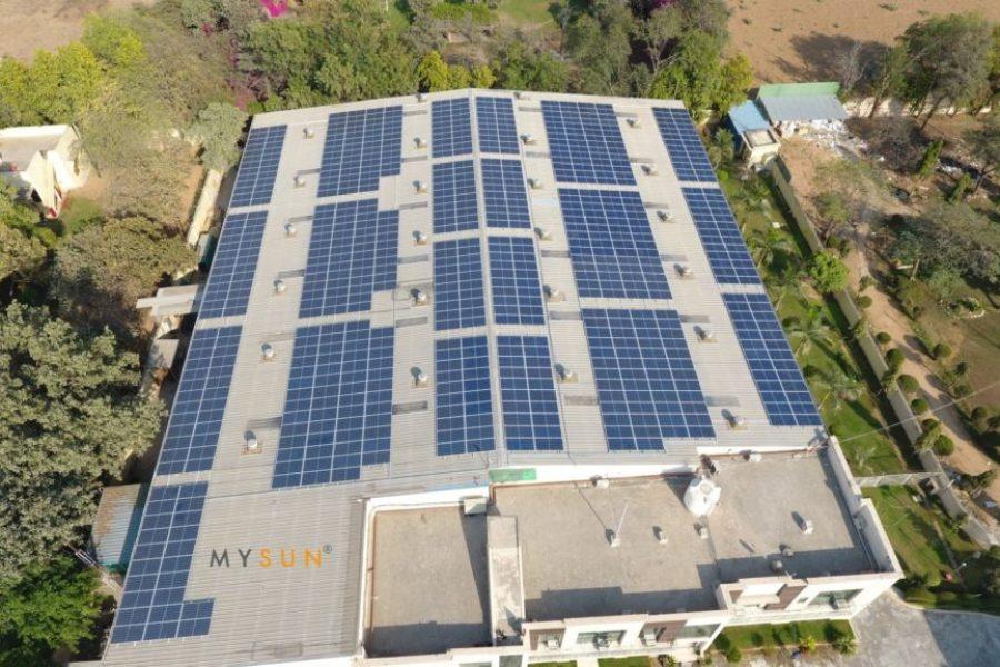 MYSUN Pioneers Rooftop Solar Financing; Actively Helping Industries Go Solar