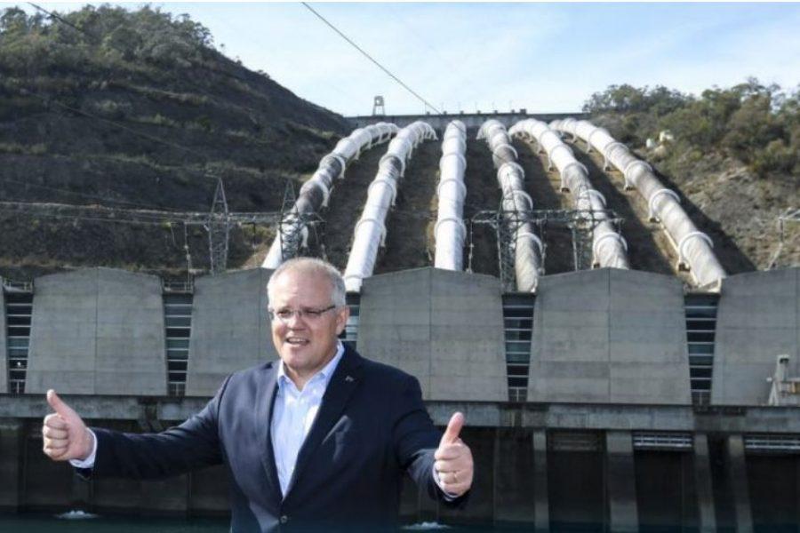 National Parks Association slams Snowy Hydro 2.0