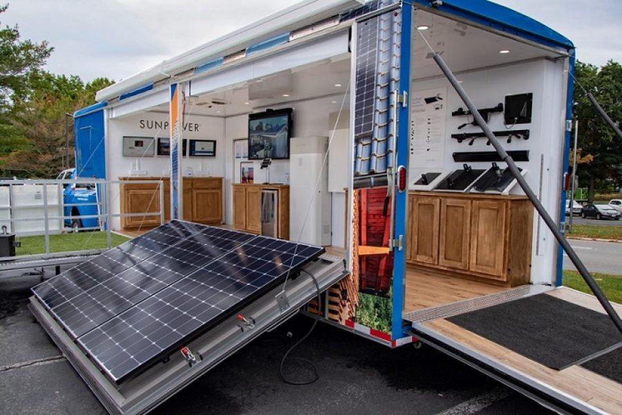 National Tour Highlights Next Gen Solar Technology