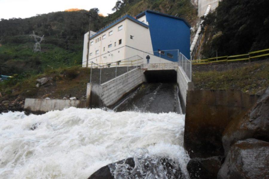 President inaugurates Bolivia's 69-MW San Jose II Hydroelectric Plant