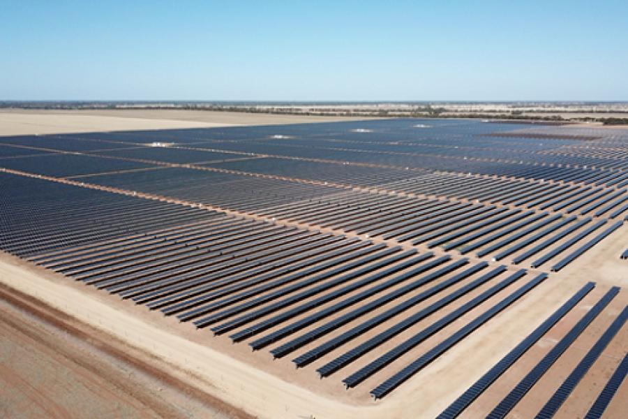Queensland celebrates milestone – 4GW of solar