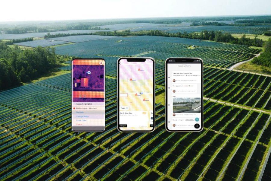 SenseHawk releases app to improve solar site worker productivity