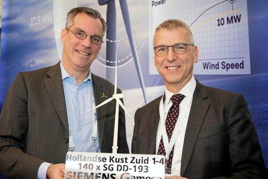 Siemens Gamesa 11MW for Vattenfall Dutch zero-subsidy giant