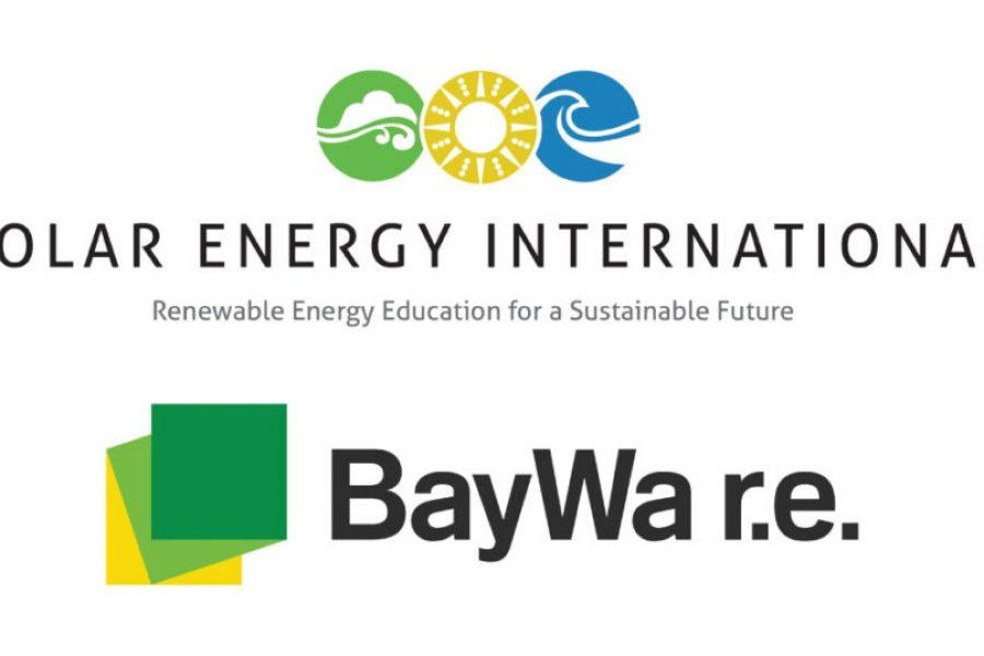 Solar Energy International (SEI) announces new BayWa r.e. Scholarship Fund