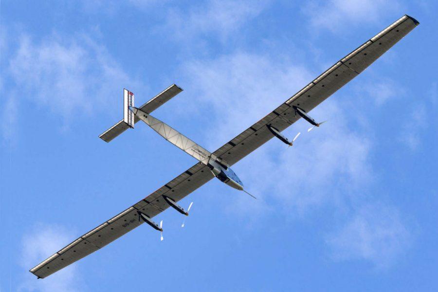 Solar plane explorer's next mission: climate tech startups