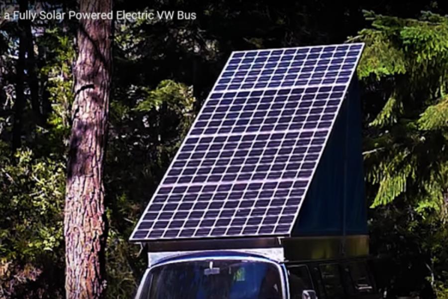 Solar-Powered Vehicles From Solarolla