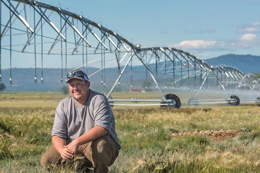 Southern Oregon farm watches energy savings grow