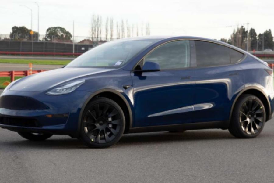 Tesla Model Y's Generous Trunk Space, + Spy Videos