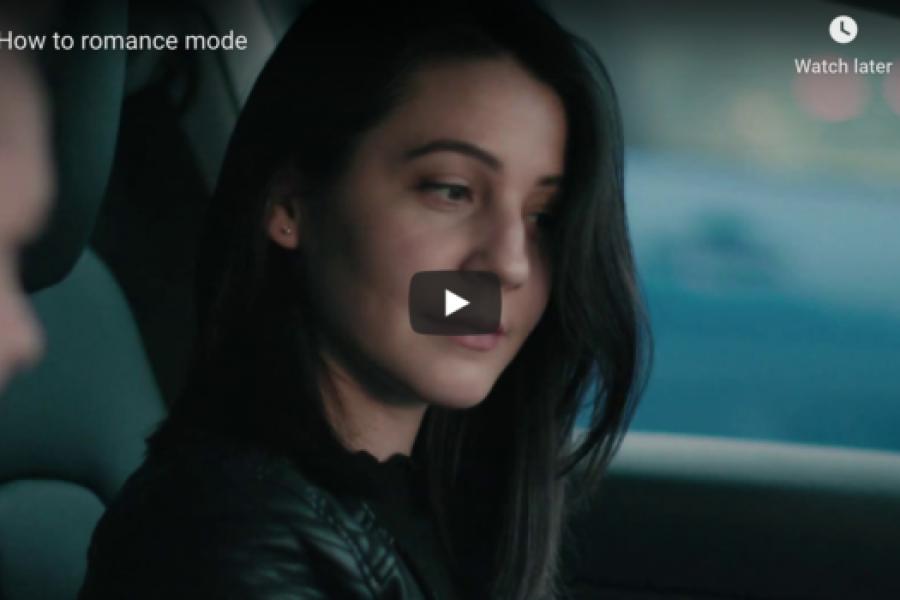 Tesla Romance Mode Shenanigans