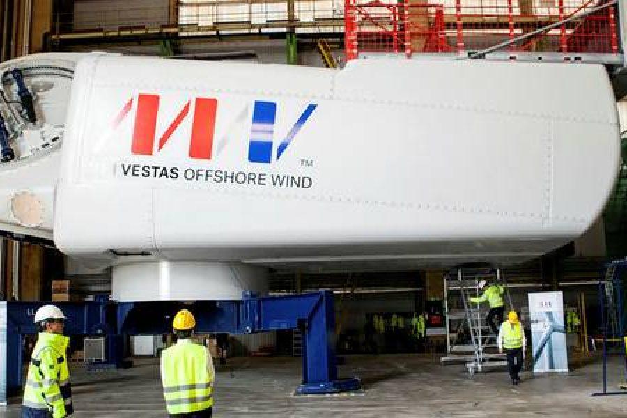 Thomsen named co-CEO of offshore wind giant MHI Vestas