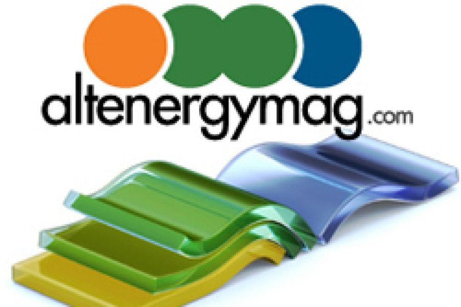 Ubiquitous Energy Installs First Transparent Solar Window Façade