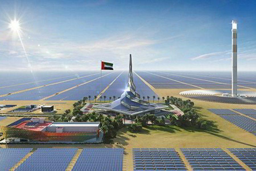 Ultra-low bid wins latest stage of Dubai's $14bn solar flagship
