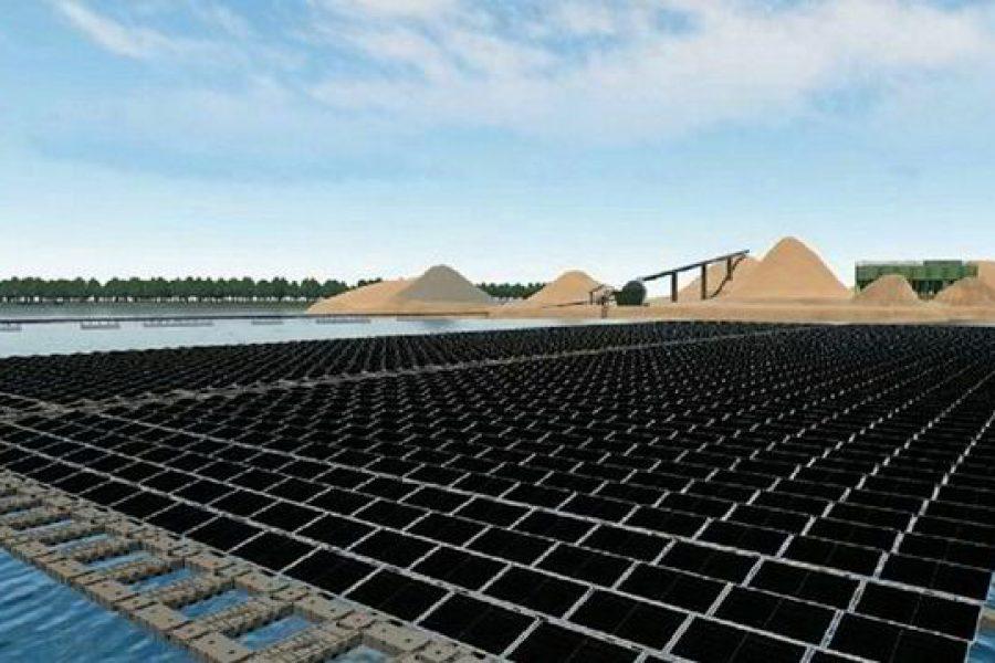 Vattenfall set to start building first floating solar farm
