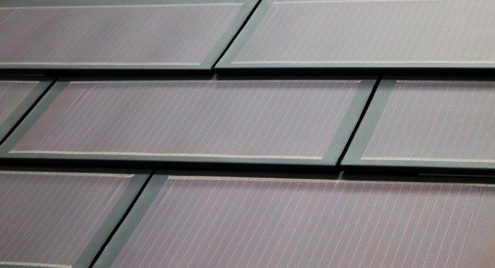 REVIA Hybrid Solar Roofing Tiles