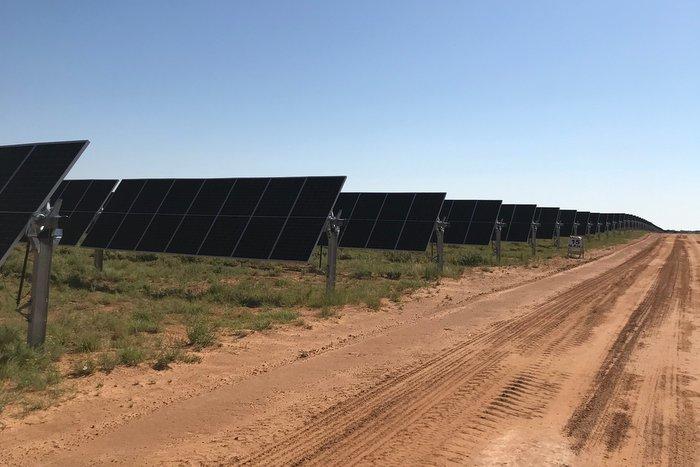 Lapetus Solar Project_Panels