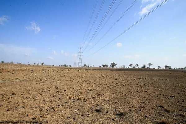 Dumaresq solar farm site