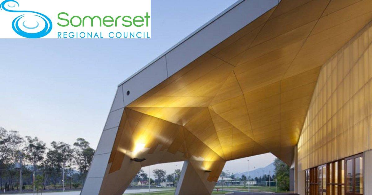 Somerset Regional Council - solar panels
