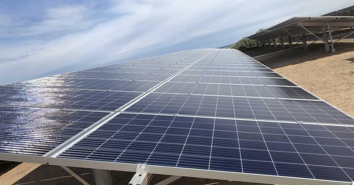Solar power and Australian water utilities