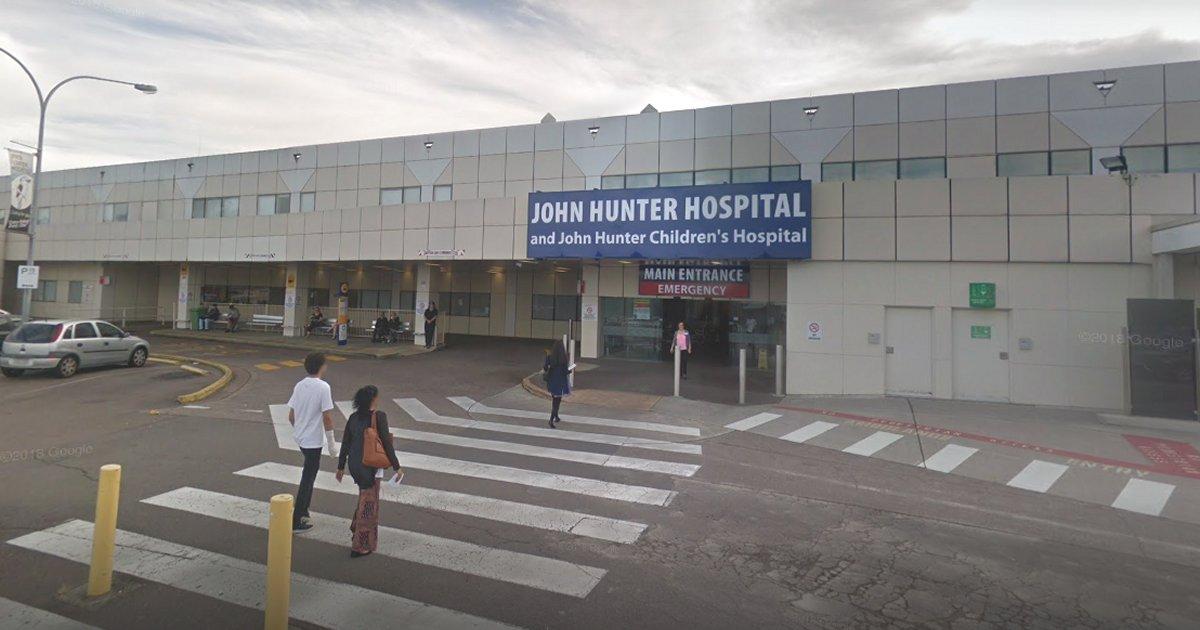 Solar energy - John Hunter Hospital