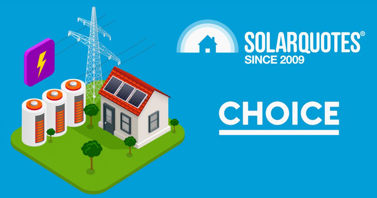 SolarQuotes - CHOICE