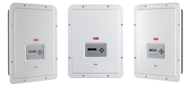 ABB Solar Inverter at Loom Solar