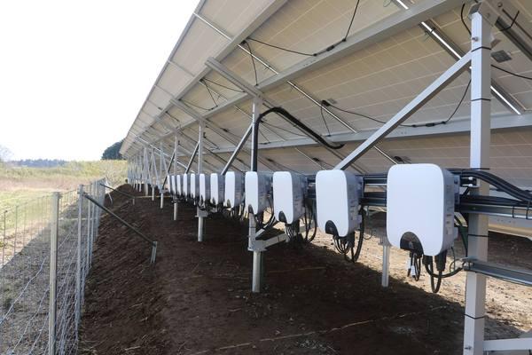 HUWAI Solar Inverter at loom solar